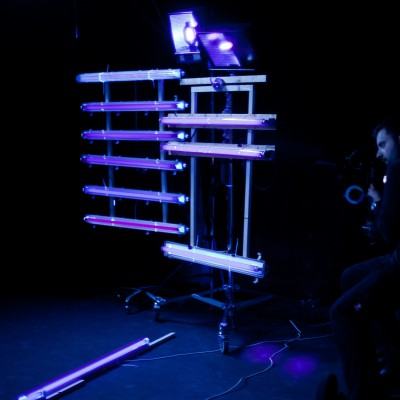 UV-Musikvideo